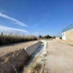 Mejora de drenaje de aguas pluviales en Camino del Canalillo