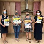 El Ayuntamiento de Albatera colabora con la Asociación Amas de Casa de Albatera en el evento de degustación de granada mollar